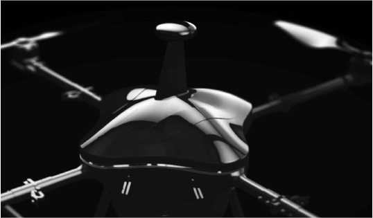 agriculture drone body