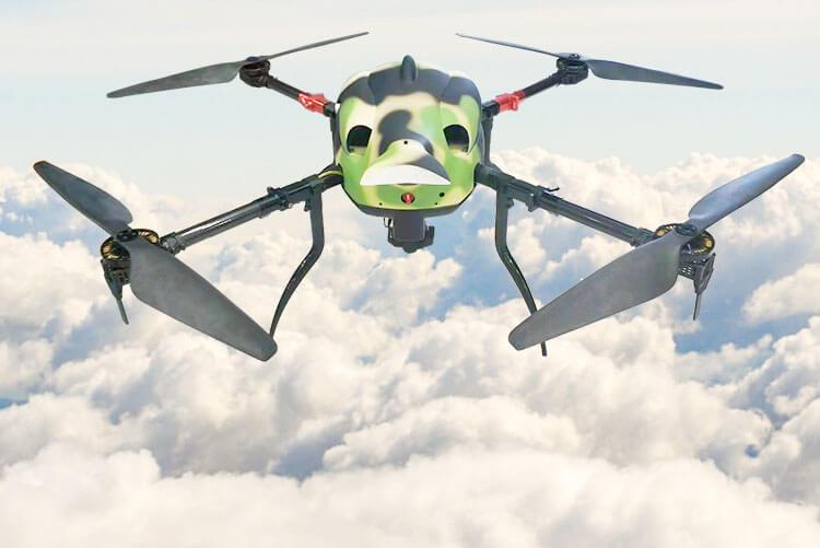 multi-function quadcopter