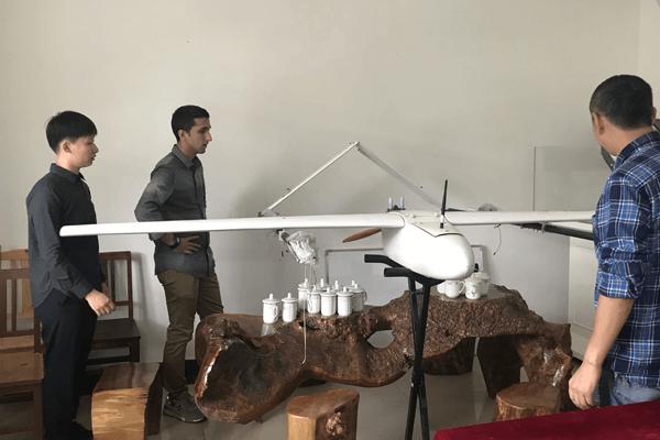 WELKIN UAV Switzerland Customer
