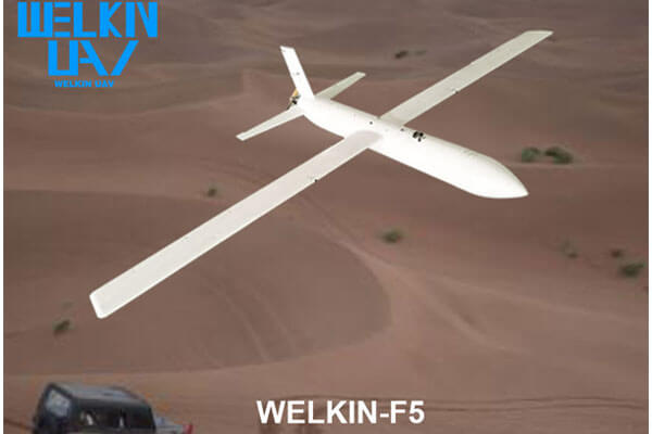 WELKIN-F5 Industrial Professional Long Distance UAV- WELKINUAV