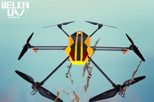 sprayer drone