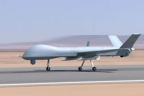 wing loong military uav