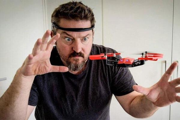 control mind control drone